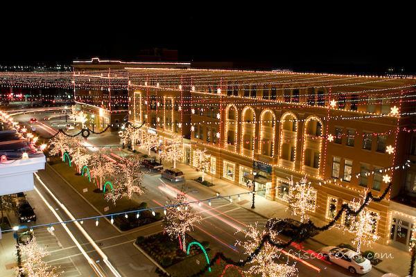 Christmas Lights Dallas Tx