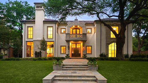 Dallas Luxury Home Builders Premier Best